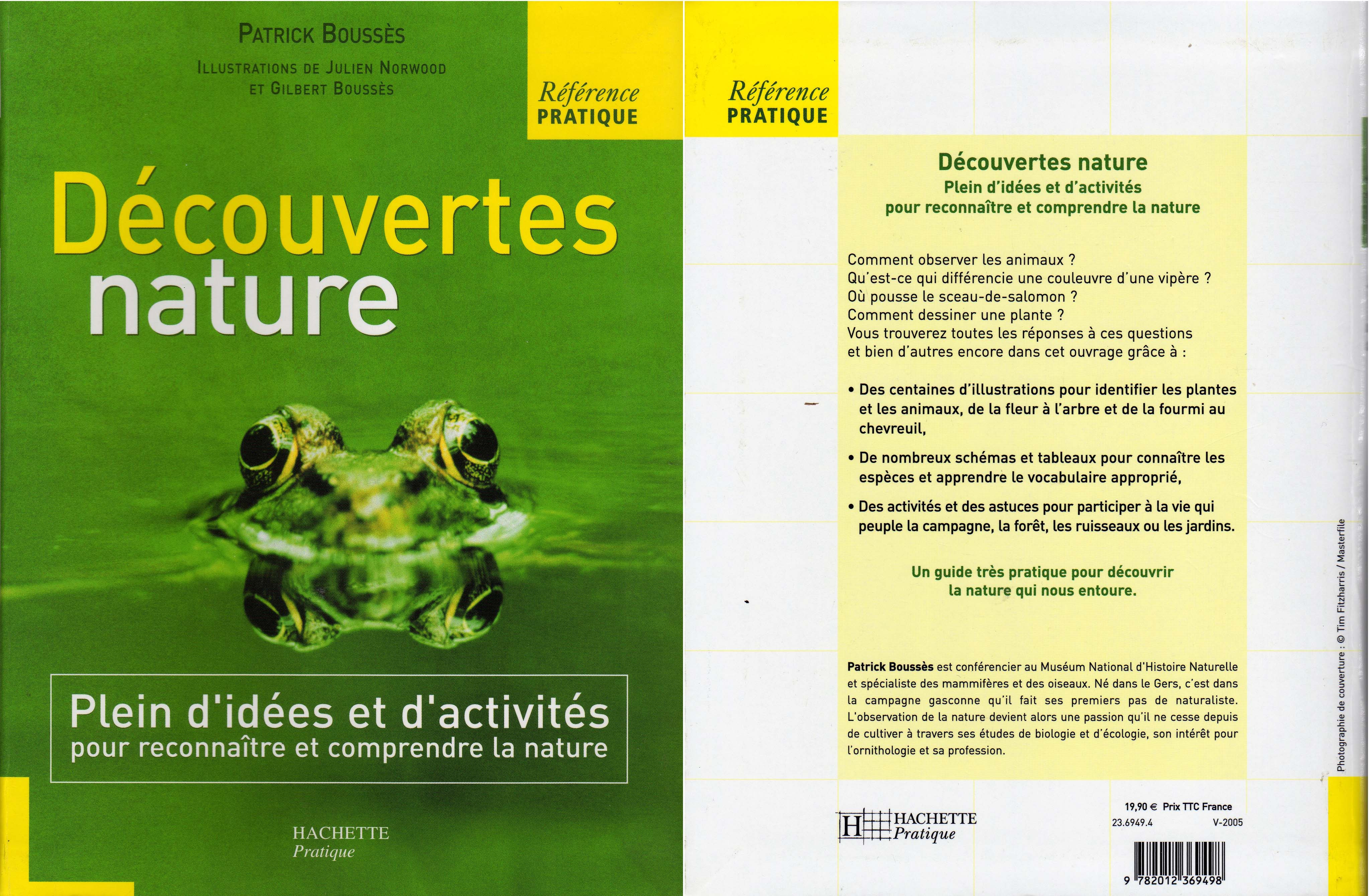 DECOUVERTES  NATURE